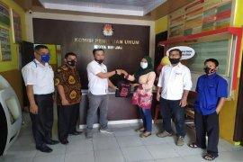 KPU Binjai: Coklit sudah rampung 72,5 persen