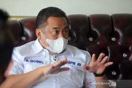 Kunjungi Gorontalo Utara, Rachmad Gobel sebut ketahanan pangan jadi prioritas saat pandemi