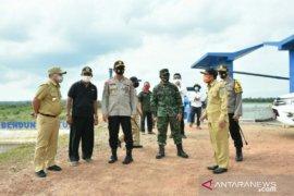 Bendungan Metukul jadi salah satu lokasi kunjungan kerja Presiden Jokowi