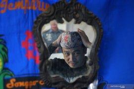 Ikat Kepala Khas Madura Barat
