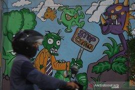 Angka Rt hijau, penularan COVID-19 di Surabaya sudah dapat dikendalikan