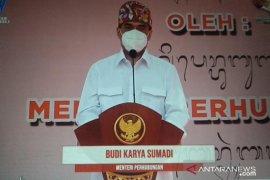 Menhub : Pelabuhan Sampalan Nusa Penida selesai dalam 9 bulan