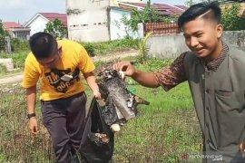Pelaku prank daging kurban isi sampah di Palembang ditahan