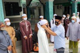 Ponpes Nurul Muhibbin Barabai buka kembali, seluruh santri dirapid test