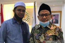Ketum PKB Muhaimin Iskandar minta Ibnu Sina menangkan Pilkada Banjarmasin