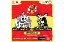 """Afgan dan Armand Maulana meriahkan konser """"New Live! Experience"""""""