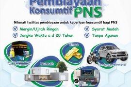 Bank Kalsel Syariah solusi kredit konsumtif bagi PNS