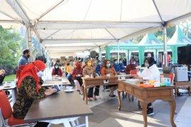 Pemkot Surabaya libatkan puluhan mahasiswa kedokteran tangani COVID-19