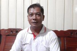 Sukiman gerakan sesama petani wujudkan kemandirian benih di Kabupaten Sambas