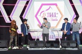 Wali Kota Kediri ajak milenial asah kreativitas