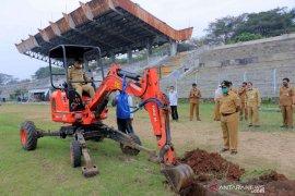 Proses rehabilitasi Stadion Benteng di Kota Tangerang dipercepat