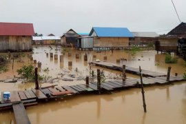 Puluhan unit rumah di Kabupaten Pulau Morotai terancam abrasi