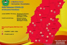 Jumlah pasien COVID-19 sembuh di Pamekasan tercatat 186 orang