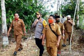 "Polres Tapanuli Selatan motivasi ""Kampung Tangguh"" Nanggar Jati jadi pilot project hadapi COVID-19"