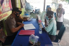 Polres Bangka Barat awasi Posko Siaga COVID-19 di Mentok