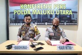 Tiga Kapolres di Maluku Utara berganti