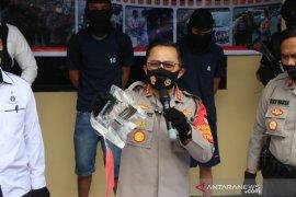 Polresta Tangerang ciduk pelaku sindikat pencurian motor