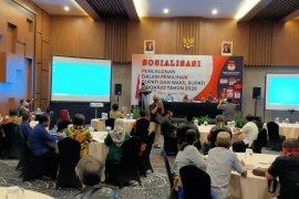 KPU Sidoarjo  minta calon bupati taat protokol kesehatan saat kampanye