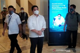 Menteri BUMN pastikan Bio Farma produksi vaksin COVID-19 halal