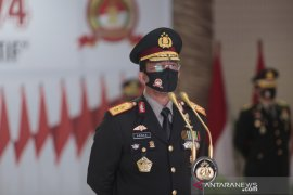 Brigjen Akhmad Wiyagus jabat Kapolda Gorontalo yang baru