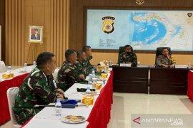 Pangdam Pattimura: TNI siap bersinergi dengan Polri amankan pilkada