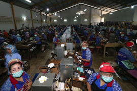 Pandemi belum berakhir, industri di Malang diminta perketat protokol kesehatan