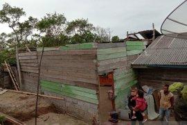 29 rumah rusak dilanda angin kencang di Bener Meriah