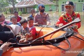 BPBD: Tiga kecamatan di Kabupaten Gorontalo terendam banjir