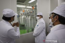 Kemristek gandeng 3 perusahaan swasta produksi 1 miliar dosis vaksin COVID-19