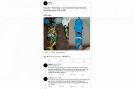 "Pelaku ""fetish"" kain jarik berkedok riset ditangkap di Kapuas"