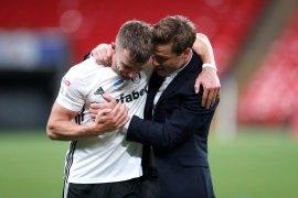 Bryan tak mau disebut pahlawan meski antar  Fulham ke Liga Premier