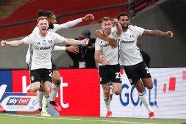 Fulham kembali ke Liga Premier setelah menang final playoff