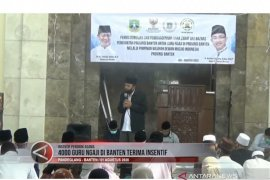 4000 guru ngaji di Banten terima insentif Rp500 ribu/orang