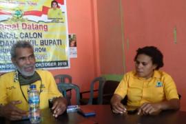 Golkar Keerom dukung polisi kawal Kamtibmas aman jelang Pilkada