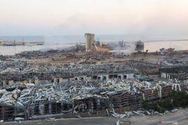 Penyelidikan awal temukan kelalaian penyebab ledakan di Beirut