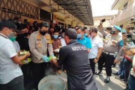 Polrestabes Medan musnahkan sabu 67 kg