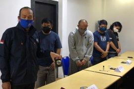 Lima pegawai BNN gadungan diringkus di Depok