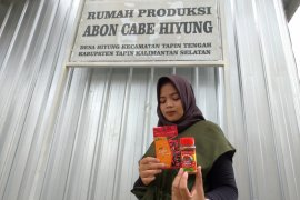 Produk olahan cabai Hiyung Tapin siap export ke Spanyol