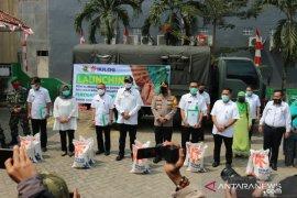 Pemkab Bogor-Bulog buka layanan pengaduan bansos beras tahap II (video)
