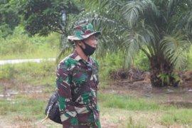 Prajurit TNI jadikan kegiatan TMMD sebagai kenang-kenangan