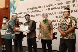 Pemkab Aceh Timur raih penghargaan konservasi