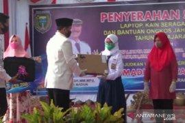 Pemkot Madiun bagikan 5.425 laptop pinjam pakai bagi pelajar SD-SMP