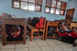 Guncangan gempa di Pangandaran dirasakan hingga Yogyakarta