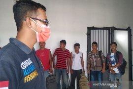 Sembilan nelayan Myanmar dipulangkan dari Aceh
