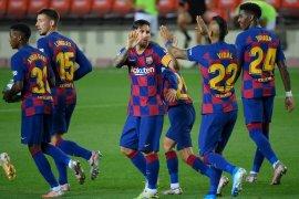 Barcelona beli pemain remaja Brazil dengan opsi jual Rp5,1 triliun