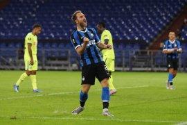 Inter amankan tiket perempat final setelah tundukkan Getafe 2-0