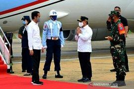 Jokowi highlights hub, super hub ambitions for RI's eight airports