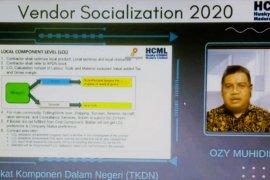 SKK Migas HCML dorong proses pengadaan daring tekan penyebaran COVID-19