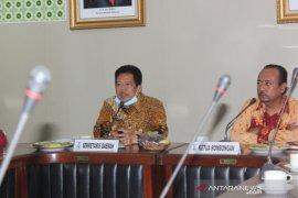 Permudah Koordinasi, Ombudsman Banten Kunjungi Pemkab Serang