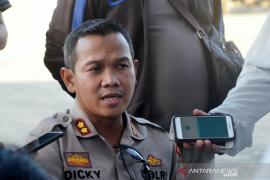 320 personel Polres Gorontalo Utara menjalani tes usap COVID-19